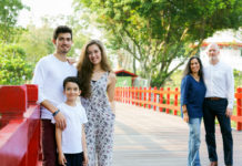 Expat Family in Suzhou