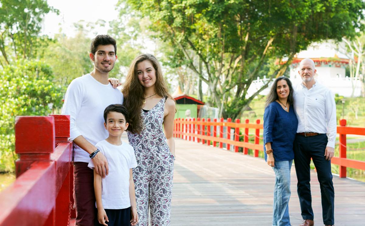 Expat Family in Suzhou