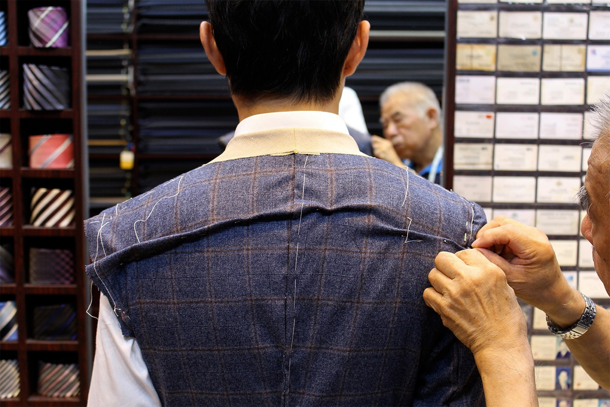 Suzhou Suit Tailor